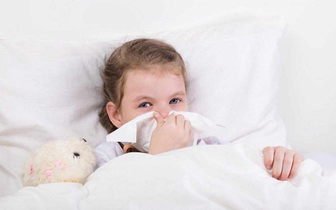 """""""…e se il giorno della MINI SESSIONE il bimbo é ammalato?"""